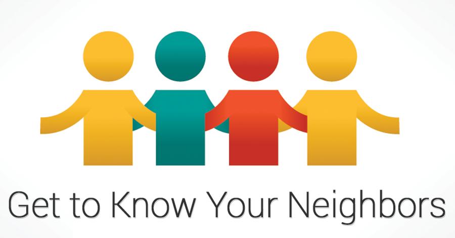Get To Know Your Neighbors Poplar Ridge Apartmentspoplar Ridge Apartments